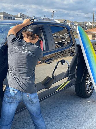 paintless dent repair outer banks