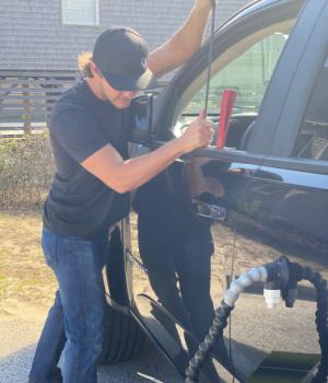 mobile paintless dent repair